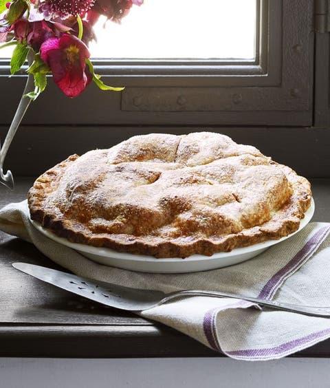 apple cheddar pie fall desserts