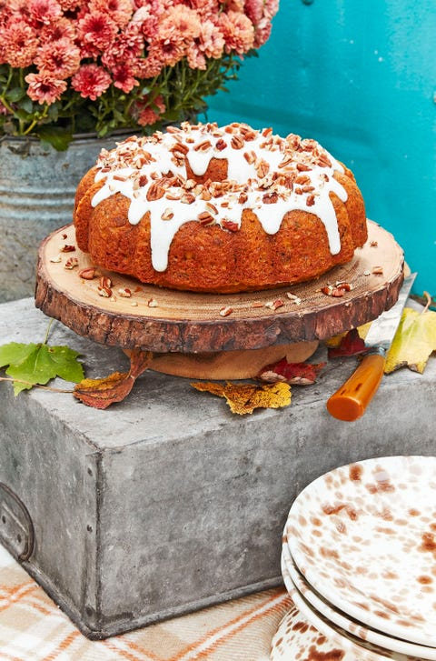 fall wedding cakes bundt