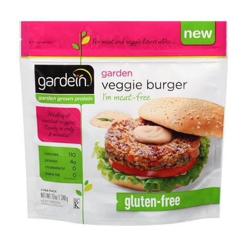 Gardein Garden Veggie Burger