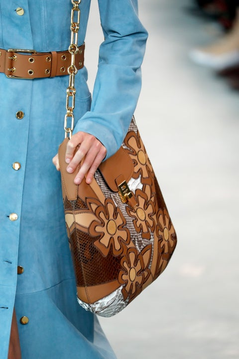 Fashion, Street fashion, Bag, Handbag, Brown, Turquoise, Leather, Fashion accessory, Shoulder, Joint,