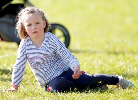 stroud, united kingdom march 24 embargoed for publication in uk newspapers until 24 hours after create date and time mia tindall attends the gatcombe horse trials at gatcombe park on march 24, 2019 in stroud, england photo by max mumbyindigogetty images