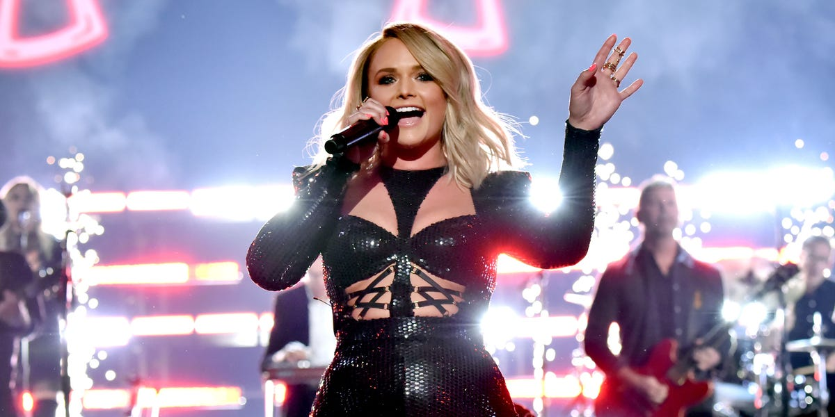Miranda Lambert is Performing TWICE on the ACM Awards This Weekend—Here's How to Watch