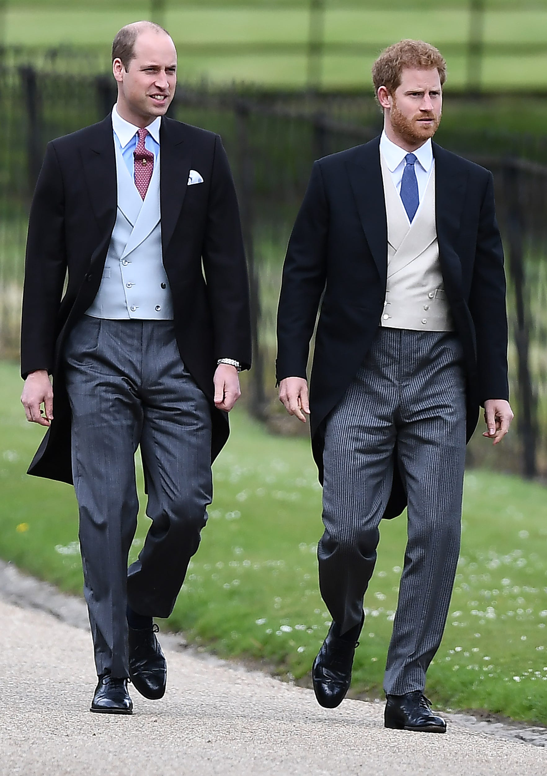 """There's """"Concern"""" Over Prince William and Prince Harry's Body Language at Princess Diana's Statue Unveiling"""