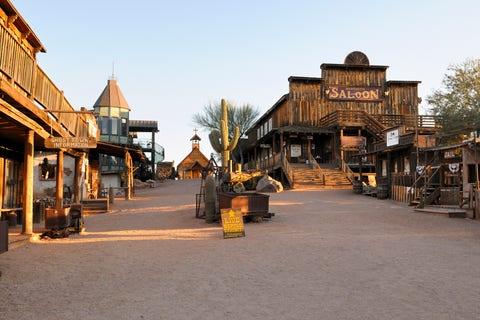 ghost towns in america arizona
