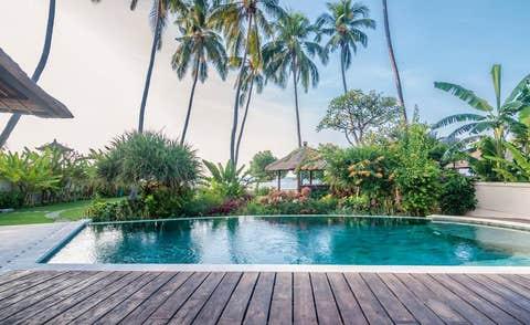 Girls' holiday Bali Airbnb