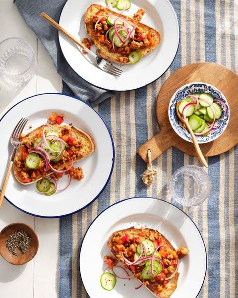 quick easy dinner ideas ground turkey sloppy joes