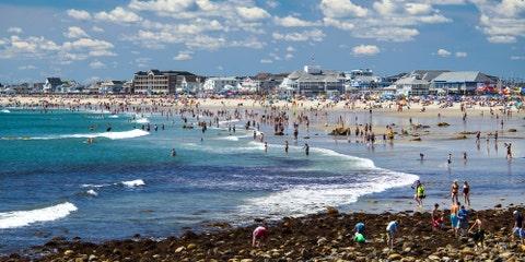 Hampton Beach — New Hampshire