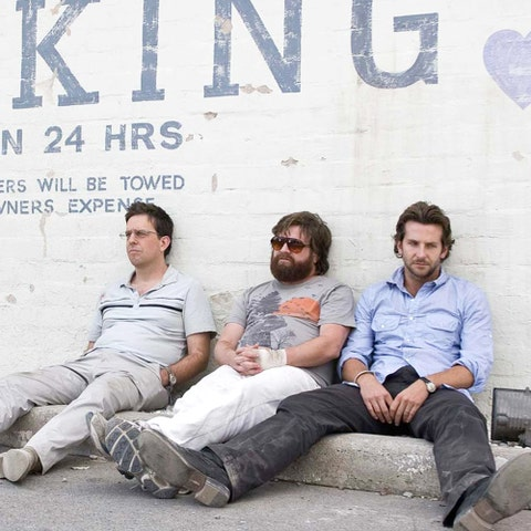 The Hangover - best movies for guys night