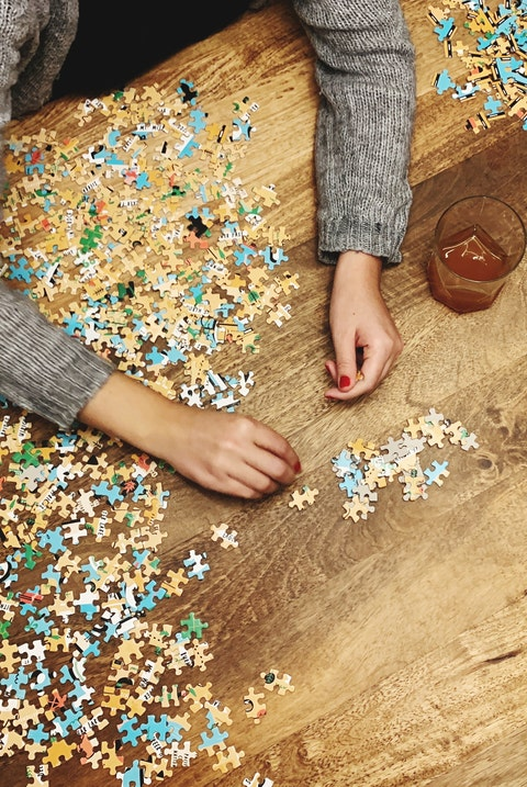 home date nights puzzles