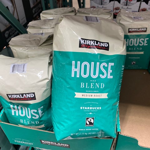 costco house blend coffee
