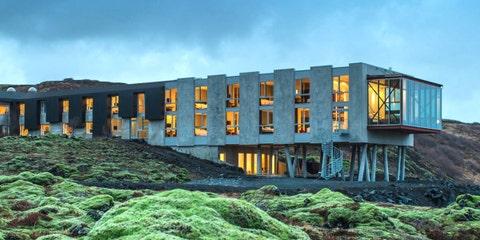 ION Adventure Hotel — Selfoss, Iceland