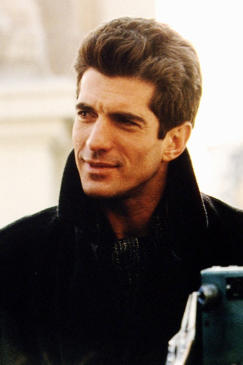 hottest celebrity in1988: John F. Kennedy Jr.