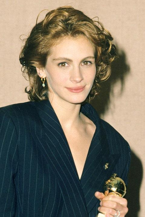 hottest celebrity in1991: Julia Roberts