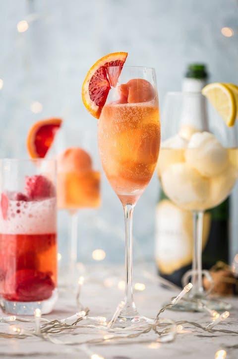 mimosa recipe sherbet