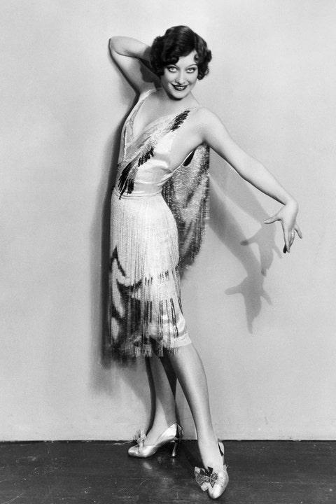 Movie Star Joan Crawford