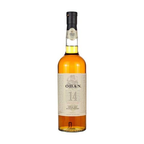 Oban 14 Year Old Highland Single Malt Scotch Whisky