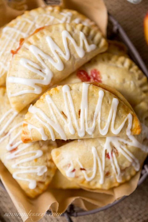 peach recipes hand pies
