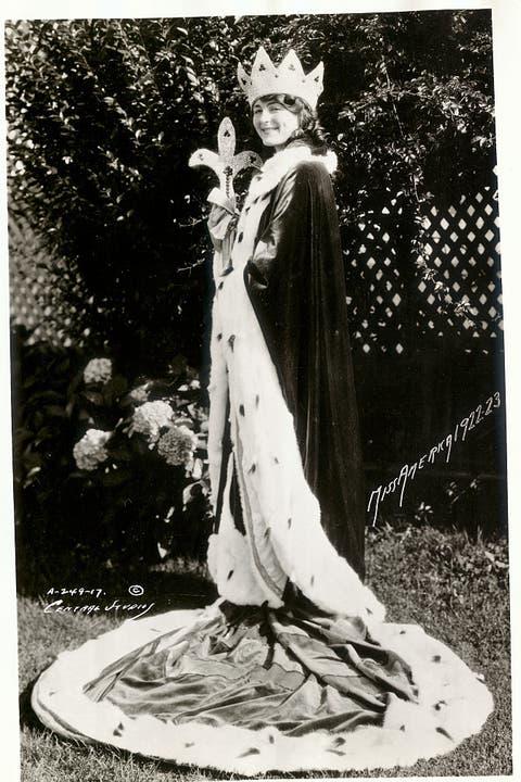portrait of miss america 1922 23