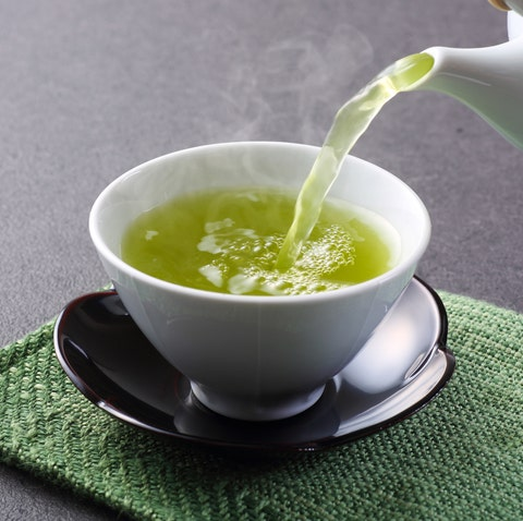 cancer fighting foods - green tea