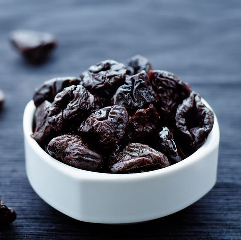 foods for constipation - prunes