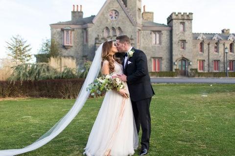Clothing, Dress, Window, Coat, Trousers, Bridal clothing, Petal, Suit, Photograph, Bride,