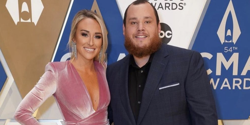 The Way Luke Combs and His Wife Nicole Met is Straight Out of a Country Song