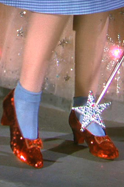 iconic shoe moments in film