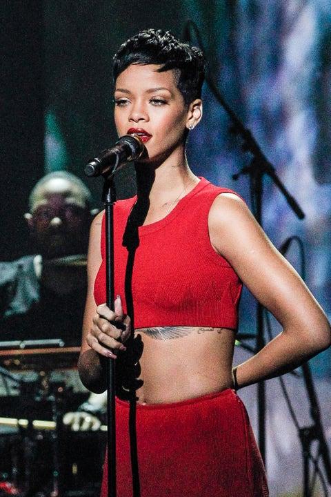 'la chanson de l'annee 2012' show recording at palais des sports