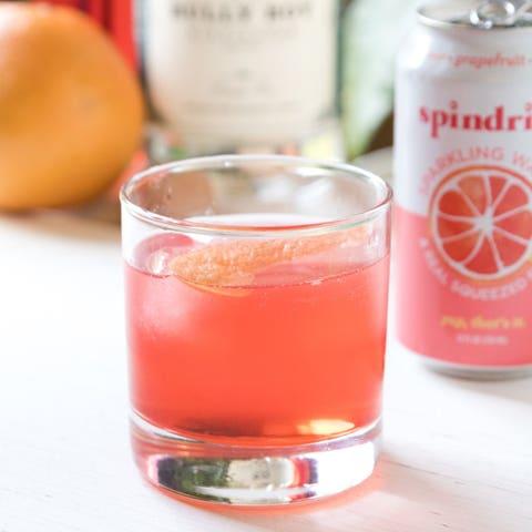 Drink, Juice, Paloma, Greyhound, Non-alcoholic beverage, Food, Shrub, Spritzer, Grapefruit, Orange,