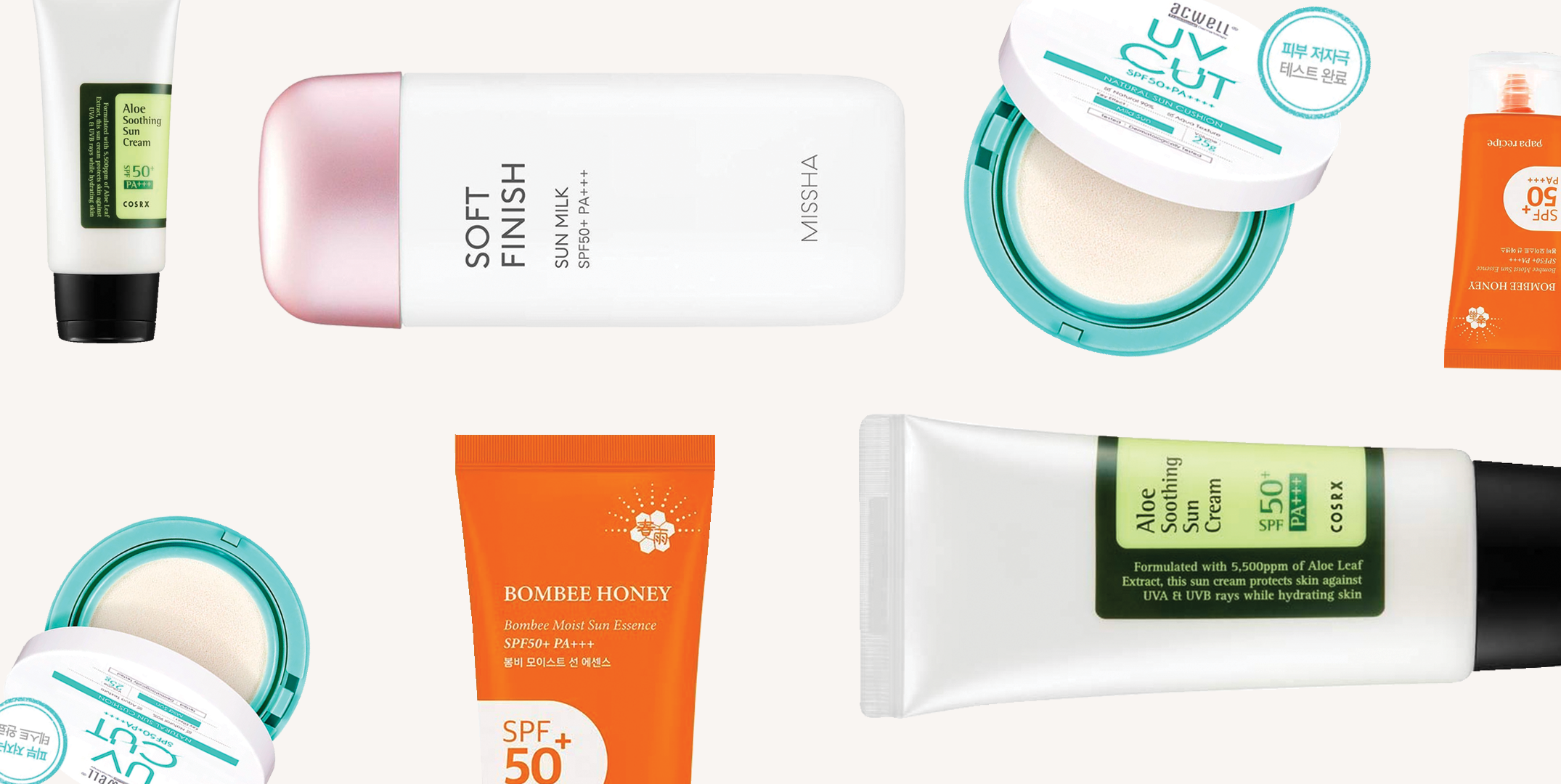 13 Best Korean Sunscreens for Every Single Skin Type and Concern