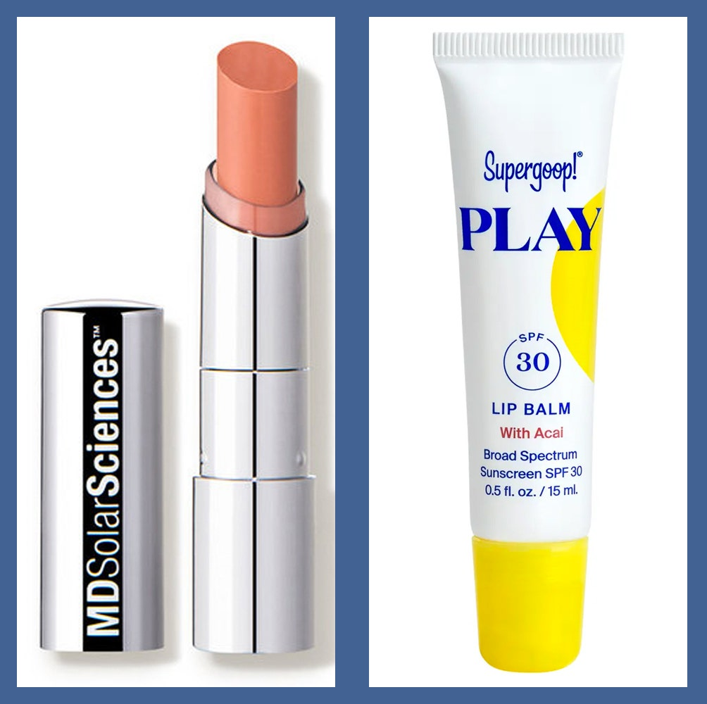 The Best Lip Balms with SPF for All Your Maskless Summer Fun