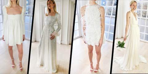 la boucle, les vêtements de mariée durables, les vêtements de mariée pré-aimés,