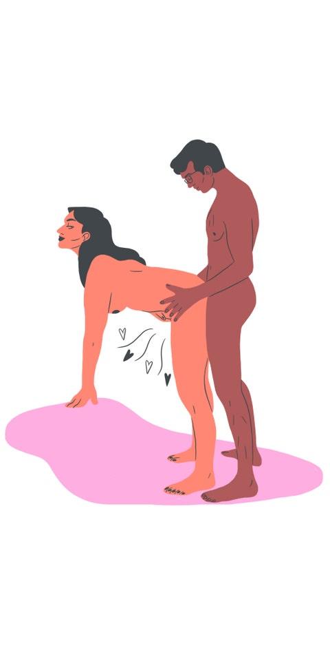 Cartoon, Illustration, Kneeling, Art,