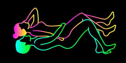 Graphic design, Line, Neon, Graphics,