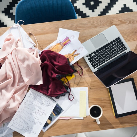 Best Self Care Ideas - Organizing and Cleaning Workspace