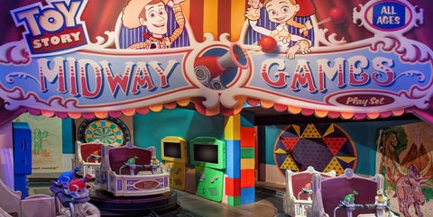 Toy Story Mania! in Hollywood Studios