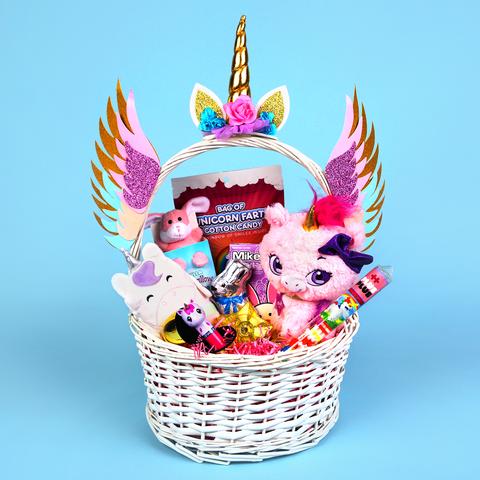 unicorn easter basket best 2020