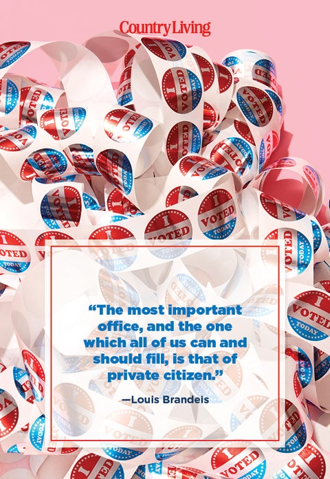 quote about voting from louis brandeis