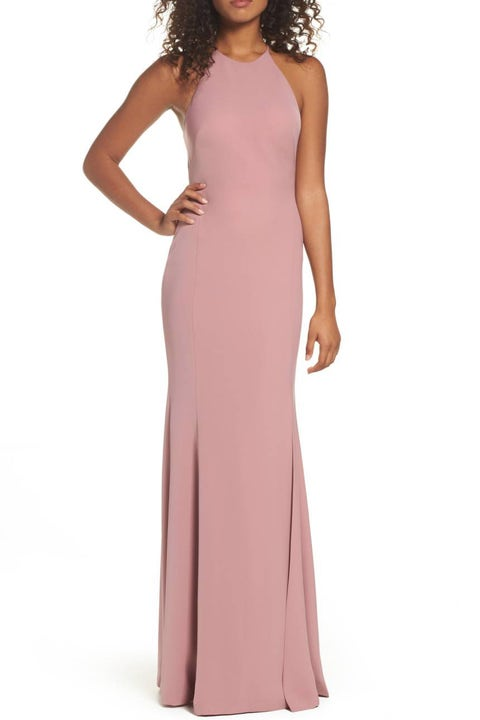 Clothing, Dress, Sleeve, Shoulder, Standing, Joint, One-piece garment, Formal wear, Style, Day dress,