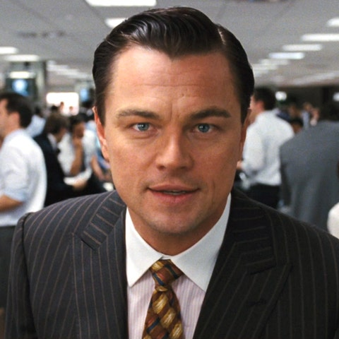 The Wolf of Wall Street -best movies for guys night