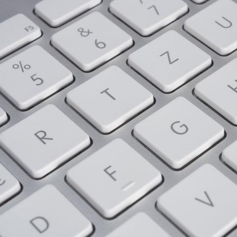 apple airbook keyboard clean new