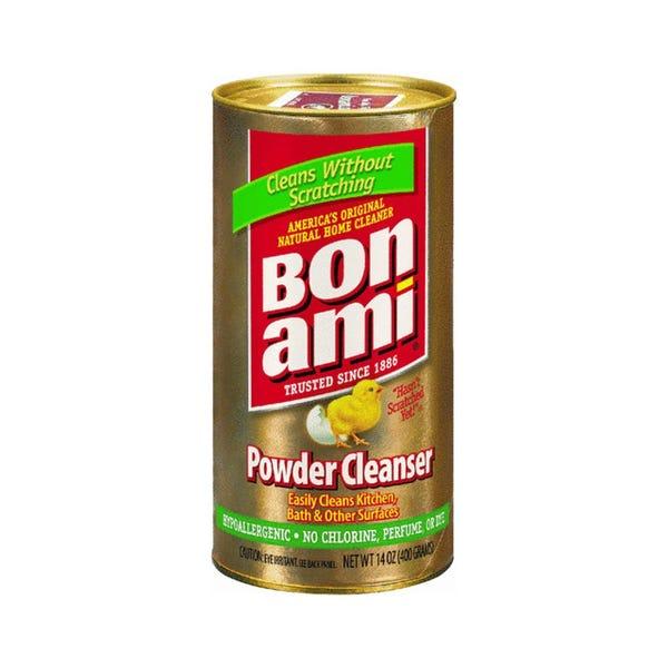 Bon Ami Polishing Cleanser Powder
