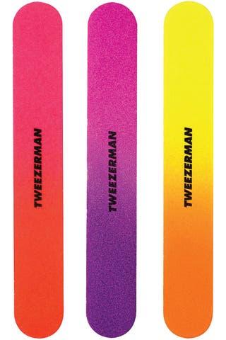 Tweezerman Neon Hot Nail Files