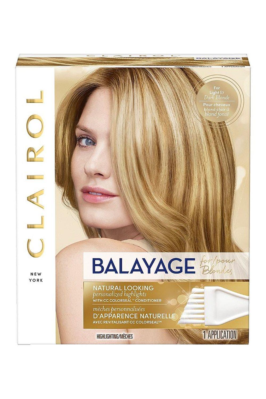 Clairol Nice 'N Easy Hairpainting Blonde Highlights