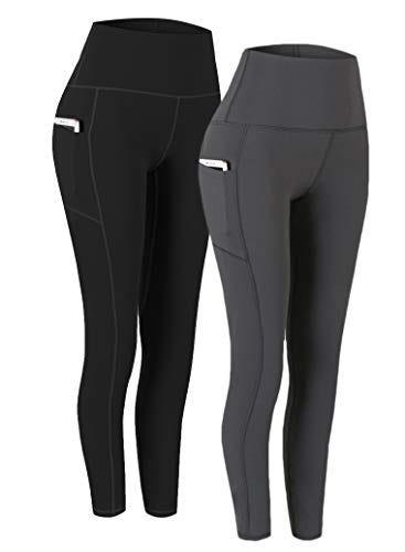 2-Pack High-Waist Yoga Pants