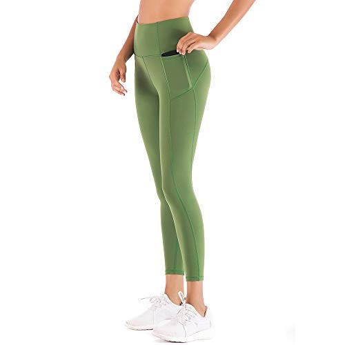 High-Waist Yoga Pants