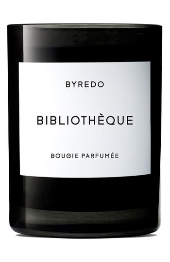 Bibliotheque Candle