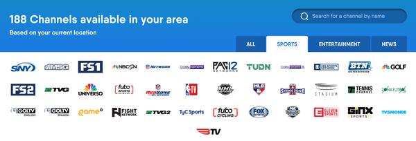 fuboTV Standard