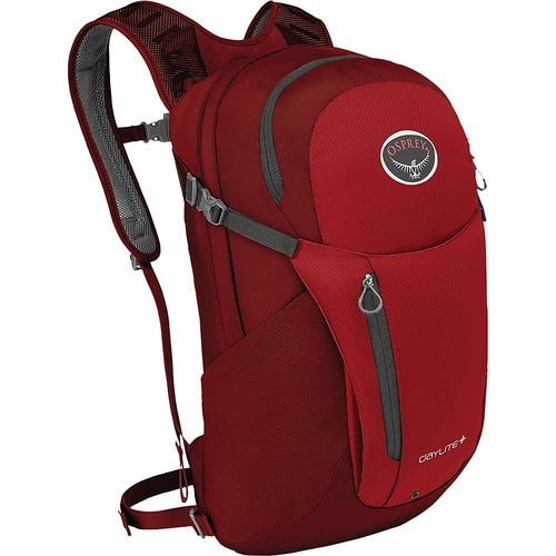 Great lightweight daypack with many capabilities.