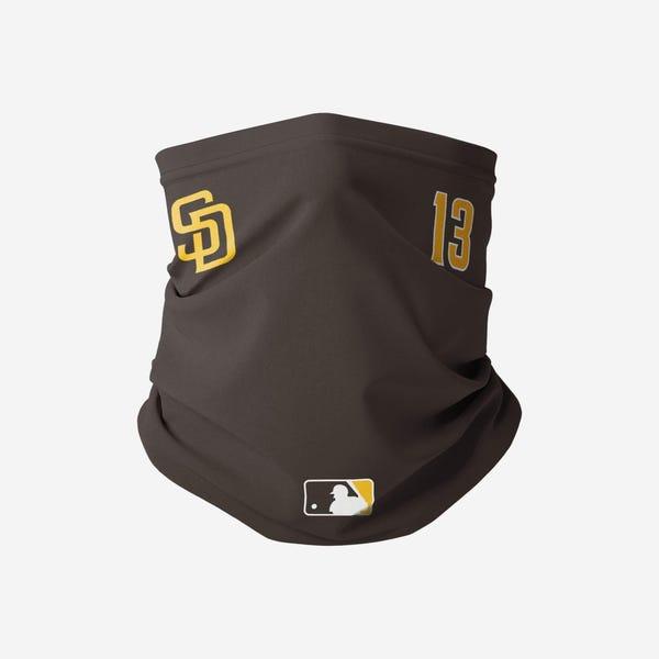 Manny Machado San Diego Padres Gameday Gaiter Scarf